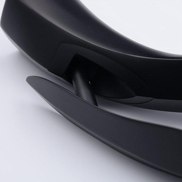 mitigeur lavabo noir