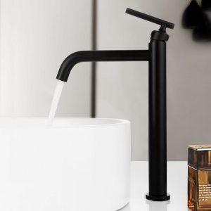 Robinets de lavabo Robinets de lavabo Noir